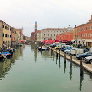 Chioggia Kanal Vena