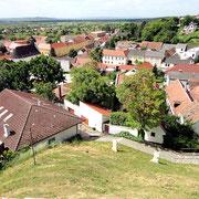 Panoramablick Bergkirche Donnerskirchen