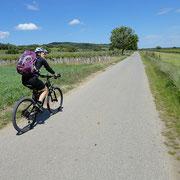 """Kirschblütenradweg """"B12"""""""
