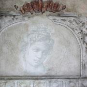 "Wandmalerei/Steinimitation, Fotokulisse ""Altstadt"", Fotostudio Bucher"