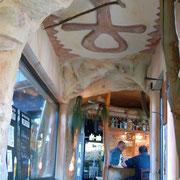 Wand- und Deckengestaltung, Deko, Cafe Roxx