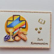 Kuvert zur Kommunion (4)