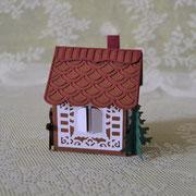 """Weihnachtsbox """"Haus"""""""