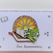 Kuvert zur Kommunion (1)