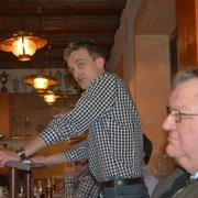 Wahlversammlung in Jägerwirth: Peppi Heigl spricht über Schulen und Jugendarbeit