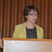 Wahlversammlung in Bad Höhenstadt: Diskussion mit Sabine Rottbauer
