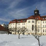MGR-Klausur: Kloster Kostenz bei Tag