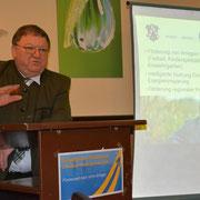 Wahlversammlung Fürstenzell: Ludwig Danner stellt sich als Bürgermeisterkandidat vor