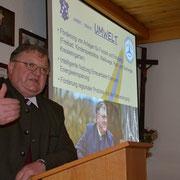 Wahlversammlung Engertsham: Ludwig Danner stellt sich vor