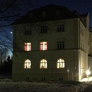 MGR-Klausur: Kloster Kostenz bei Nacht