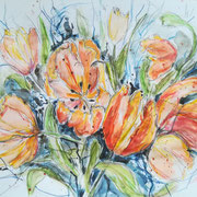 Tulpen, Studie