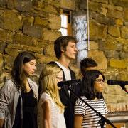 Kevin Thiede - Gesangsschule - Konzert