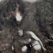 Frantz Metzger - Lueur, 140 x 125 cm