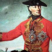 Graf Wilhelm zu Schaumburg-Lippe (1724-1777)