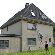 2 von 3 Seiten des Hauses Weselmann