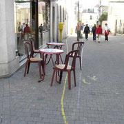 La ligne jaune à Montreuil