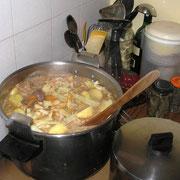 Atelier cuisine :  Borsh