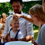 Willkommensfeier Freie Taufe