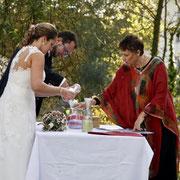 Freie Trauung Kerzenritual