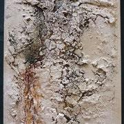 Im Verborgenen liegen die Schätze I - 30 x 60 cm, 2012