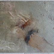 Rostgeschichten III 60 x 50 cm, 2012
