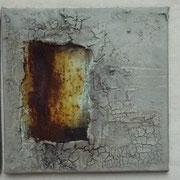 Rost-PopUp - 60 x 20 cm, 2012