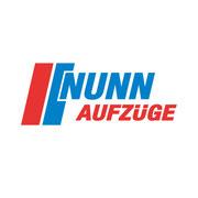 Logo: Nunn Aufzüge – überarbeitet