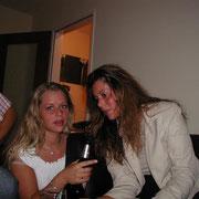Nadine's Geburtstag '02