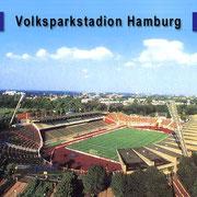 Das alte Volksparkstadion (Quelle: Internet)