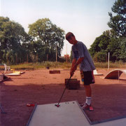Minigolf, Sommer '92