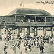 Quelle: Stadtarchiv Stralsund - Postkarte um 1930 (Quelle: Wikimedia Commons)