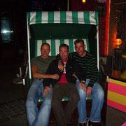 mit Börni und Marc '06