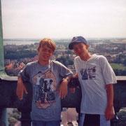 Olli und Chrischi, Sommer '92