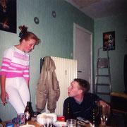 Julia und Hardy '99