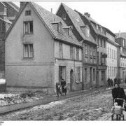 Badenstraße (sieht heut' noch genauso aus) (Quelle: Wikimedia Commons)