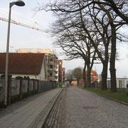 Blick in den Frankenhof (Quelle: eigenes Werk)