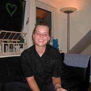 Bei meiner Nachbarin Nadine in der Heinrich-Helbing-Strasse, '01