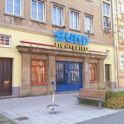 Sund-Lichtspiele am Frankendamm.. zahlreiche Filmabenteuer und meine Einschulung (1.September 1984) fanden hier statt (Quelle: eigenes Werk)