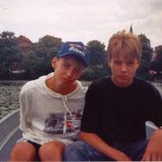 Chrischi und ich, Sommer '92