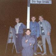 Backstreetboys im Oktober '90