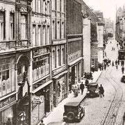 Ossenreyer Straße 1934 (Quelle: Wikimedia Commons)