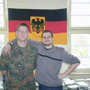 Rene und Nils - 1./PzGrenBtl 72