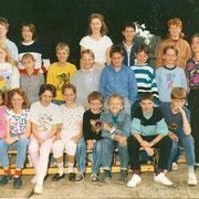 Meine alte Klasse ca.1990