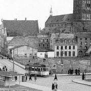 Ostkreuz nach dem Krieg (Quelle: Wikimedia Commons)