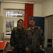 Daniel und Helge - 1./PzGrenBtl 72