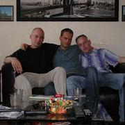 MIt Markus und Hardy '03