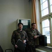 Nico und Gunnar - 1./PzGrenBtl 72