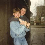 Olli und Toni Lewerenz '92