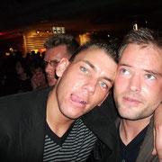 Silvester mit Börni und Stefan '06