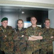 Die Jungs von der Waffenkammer - 1./PzGrenBtl 72
